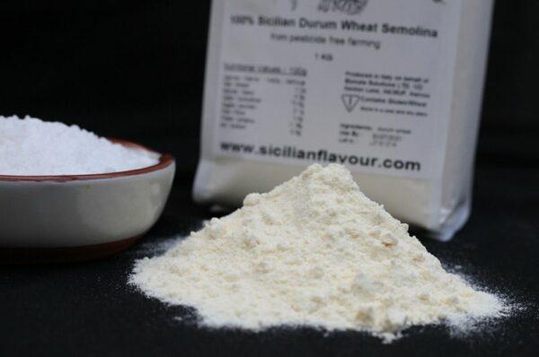 Sicilian Flavour Flour close up