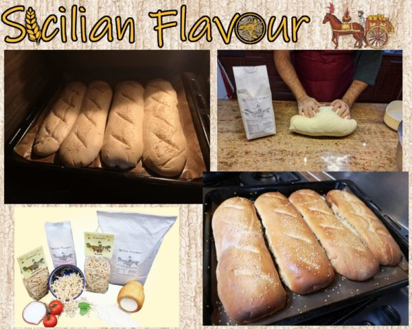 Sicilian Durum wheat bread, do you like it?