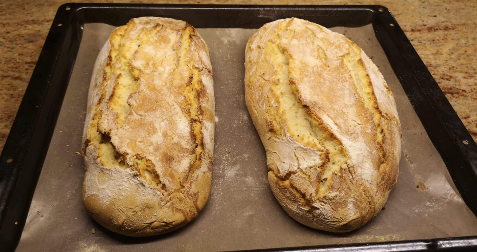 Pane di Semola Rimacinata, Sicilian flavour